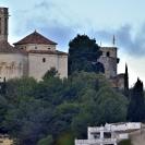 La Lluna i el Castell de Sant Martí Sarroca_5